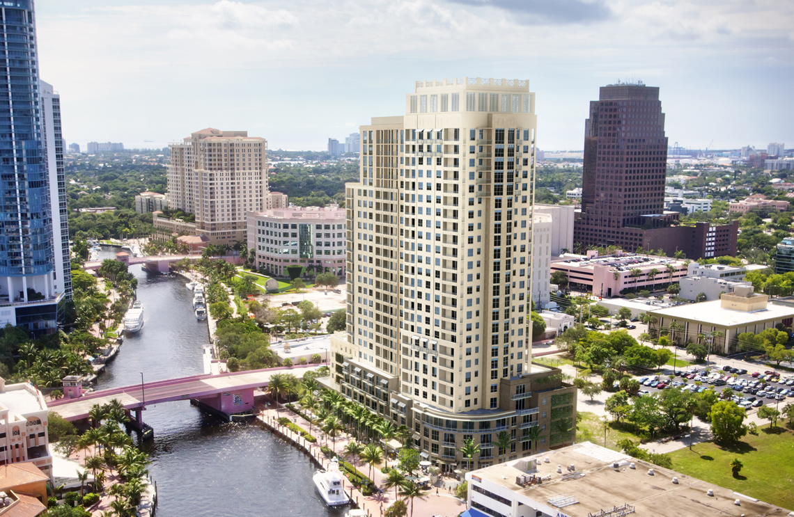 New river yacht club cfe architects for Architecture firms fort lauderdale